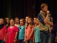 4 Voices of Musical - Klasse 2ab - Schuljahr 2014/2015