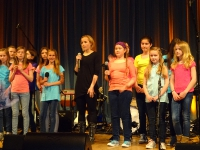 4 Voices of Musical - Klasse 2ab - Schuljahr 2014/2015