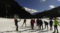 Abenteuer Outdoor - Biathlon - Schuljahr 2016/2017