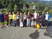 Abenteuer Outdoor - Raften auf der Mur - Schuljahr 2016/2017