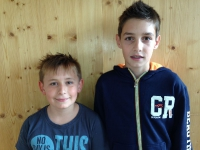 Big Brother / Big Sister - Schuljahr 2014/15