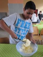 Cucinare all'italiana/Kochen auf Italienisch - Schuljahr 2015/2016