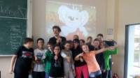 English-Week - Klasse 2bc - Schuljahr 2017/2018