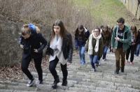 Exkursion Mauthausen - Klassen 7ab - Schuljahr 2015/2016