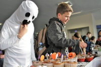 Halloween-Bake-Sale - Klasse 2a - Schuljahr 2016/2017