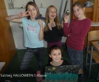 Halloween Projekt 2018