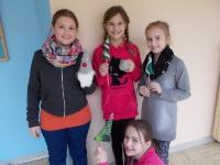 Kunstgalerie - Filzarbeiten - Klassen 1ab - Schuljahr 2014/2015