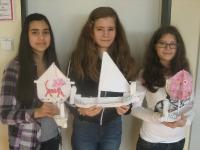 Leseprojekt Troja - Klasse 2c - Schuljahr 2014/2015
