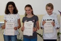 Projekttage am Schulschluss - Schuljahr 2017/2018