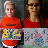 Santa meets Christkind - Schuljahr 2017/2018