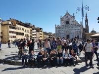 Sprachwoche Florenz - Klasse 7 - Schuljahr 2017/2018