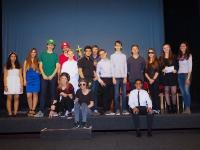 Theaterabend der sprachlichen Vielfalt - Schuljahr 2015/2016