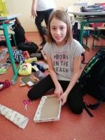Weihnachten im Schuhkarton - Klassen 1c und 2c - Schuljahr 2018/2019