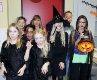 What the hell is Halloween - Schuljahr 2015/2016